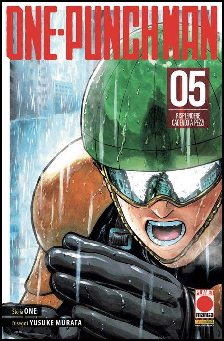 MANGA ONE #    26 - ONE-PUNCH MAN 5 - 1A RISTAMPA