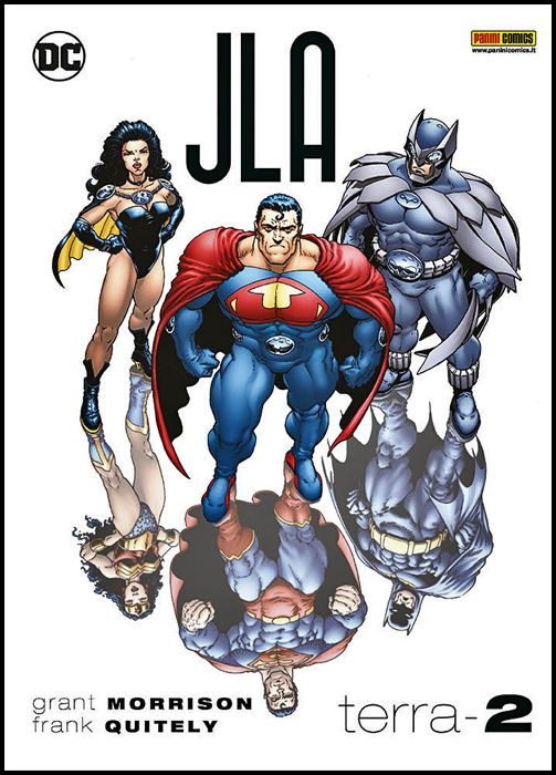 DC LIMITED COLLECTOR'S EDITION - JLA: TERRA 2