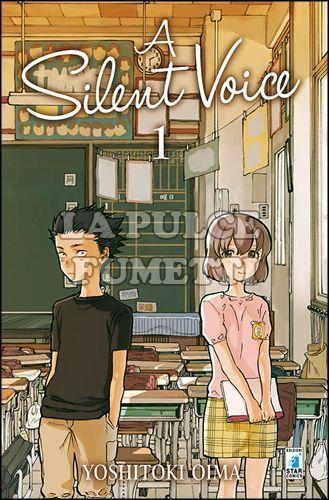 A SILENT VOICE 1/7 COMPLETA + OFFICIAL FAN BOOK