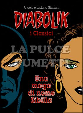DIABOLIK I CLASSICI #     6: UNA MAGA DI NOME SIBILLA